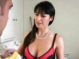 Eva Karera - Milf and Teens Threesome